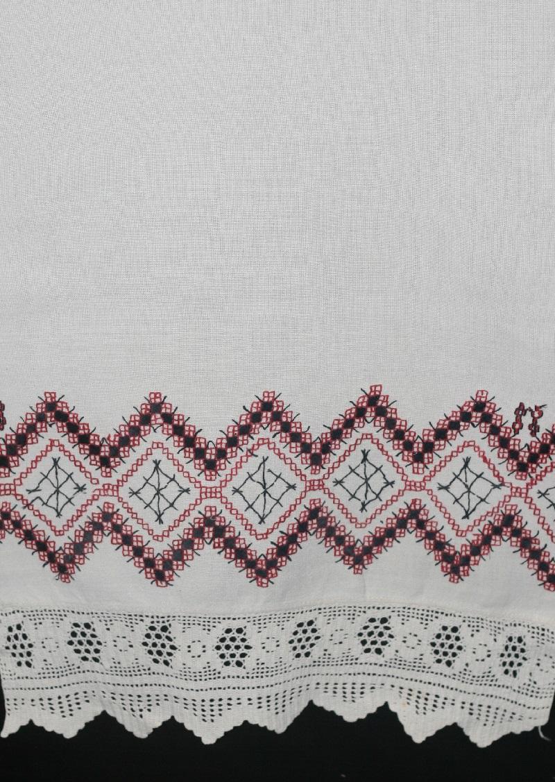 Вышивка швами роспись